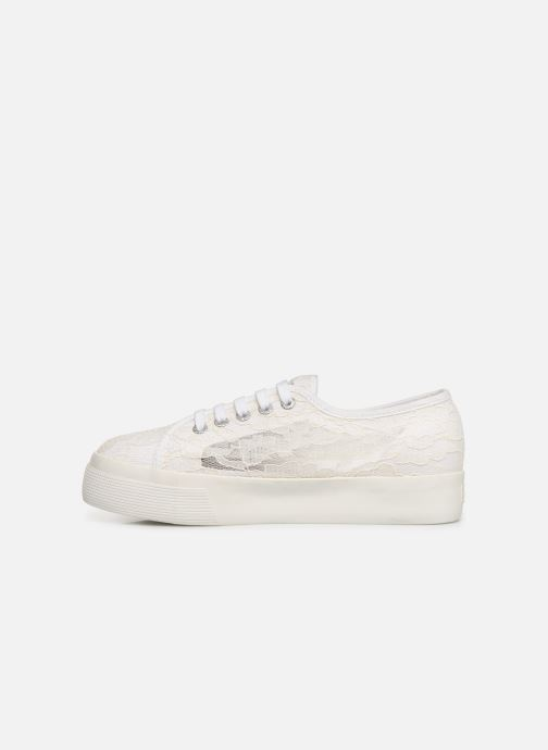 New Lace Baskets W White 2730 Superga eordCxB