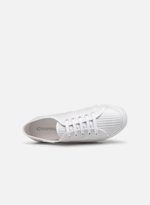 Superga 2730 2730 Lame Cot WbiancoSneakers360629 Superga 1cFlJ3TK