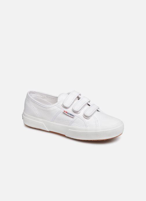 Sneaker Superga 2750 Cot 3 Strapu C weiß detaillierte ansicht/modell