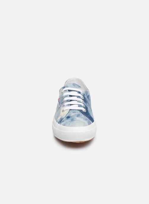 2750 Tiedye Superga Denim 360632 Sneaker blau 7xOxwC8q