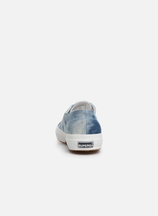 Denim blau Sneaker 2750 360632 Superga Tiedye vqP8xHxR
