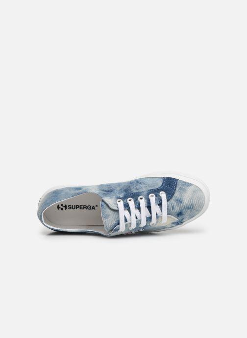 Tiedye Superga 360632 Denim blau 2750 Sneaker 8yc6Oq1yg