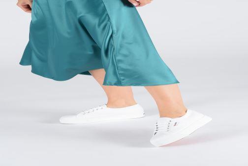 Sneakers Superga 2730 Cotu C W Wit onder