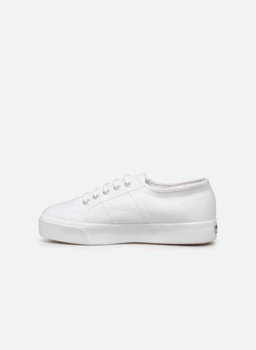 Sneakers Superga 2730 Cotu C W Wit voorkant
