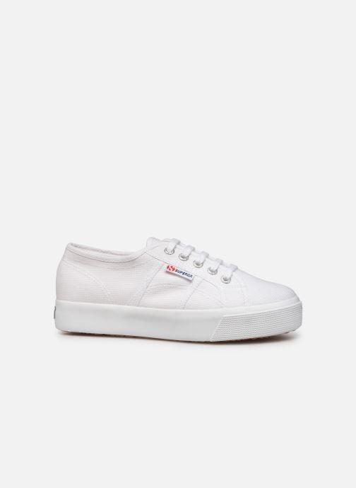 Sneakers Superga 2730 Cotu C W Wit achterkant