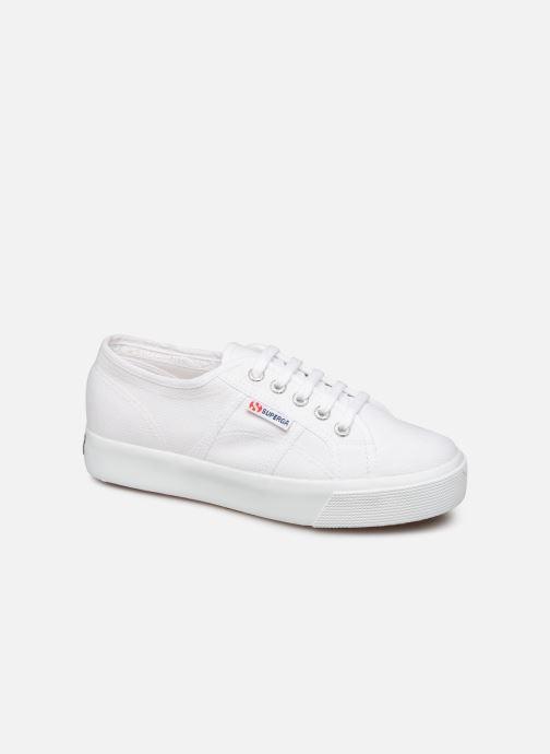 Sneakers Superga 2730 Cotu C W Wit detail