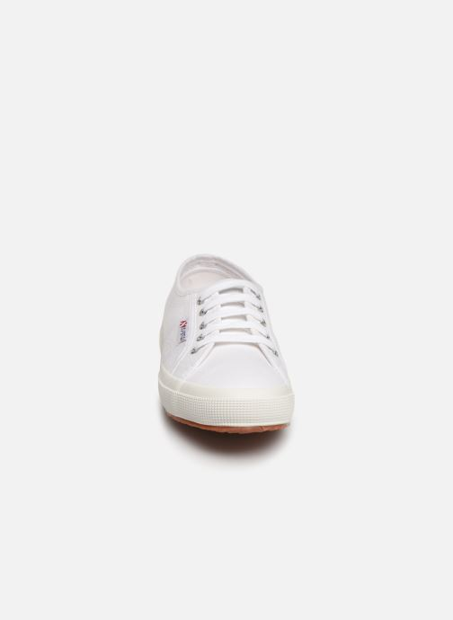 Trainers Superga 2750 Cotu C W White model view