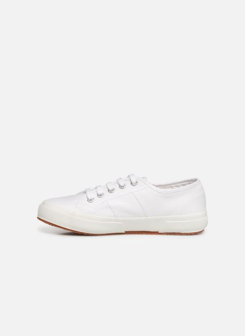 Sneakers Superga 2750 Cotu C W Bianco immagine frontale