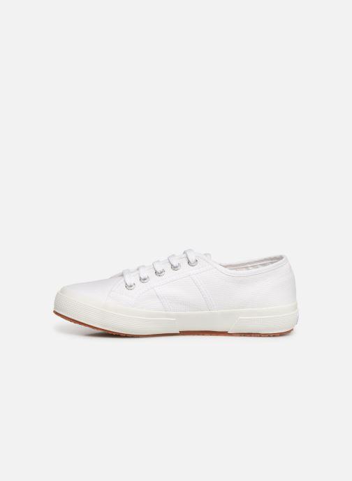 Sneakers Superga 2750 Cotu C W Wit voorkant