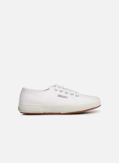 Trainers Superga 2750 Cotu C W White back view