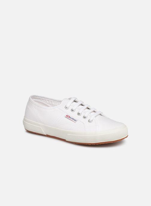 Sneakers Superga 2750 Cotu C W Wit detail