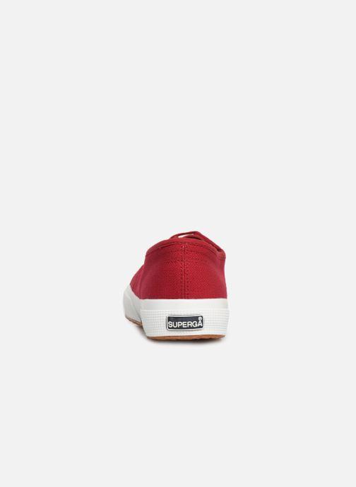 Baskets Superga 2750 Cotu C W Rouge vue droite