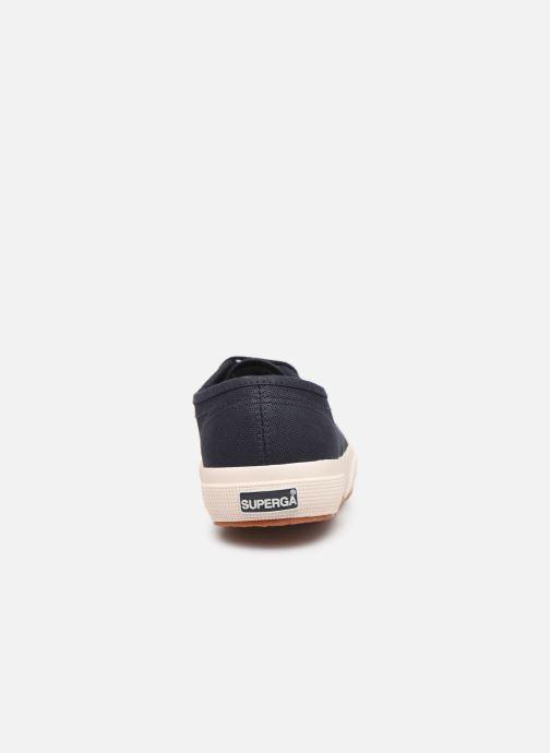 Sneakers Superga 2750 Cotu C W Blauw rechts