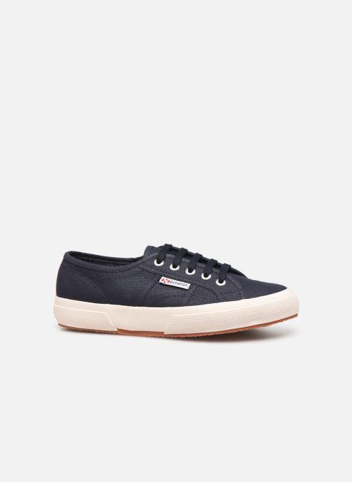 Sneakers Superga 2750 Cotu C W Blauw achterkant