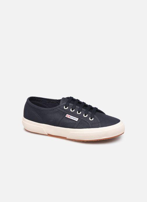 Sneakers Superga 2750 Cotu C W Blå detaljeret billede af skoene