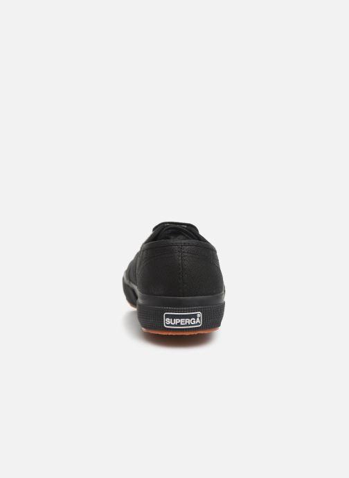 Sneakers Superga 2750 Cotu C W Zwart rechts