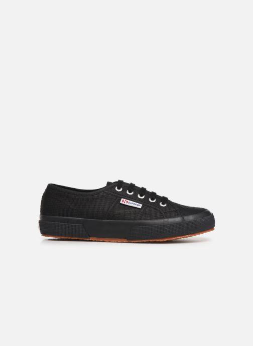Sneakers Superga 2750 Cotu C W Zwart achterkant