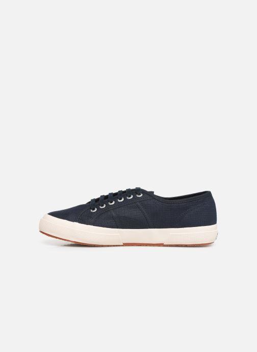 Sneakers Superga 2750 Cotu C M Zwart voorkant