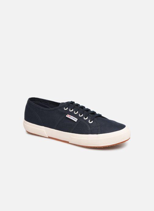 Sneakers Superga 2750 Cotu C M Zwart detail