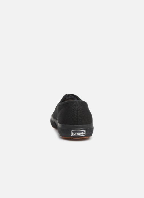 Sneakers Superga 2750 Cotu C M Zwart rechts