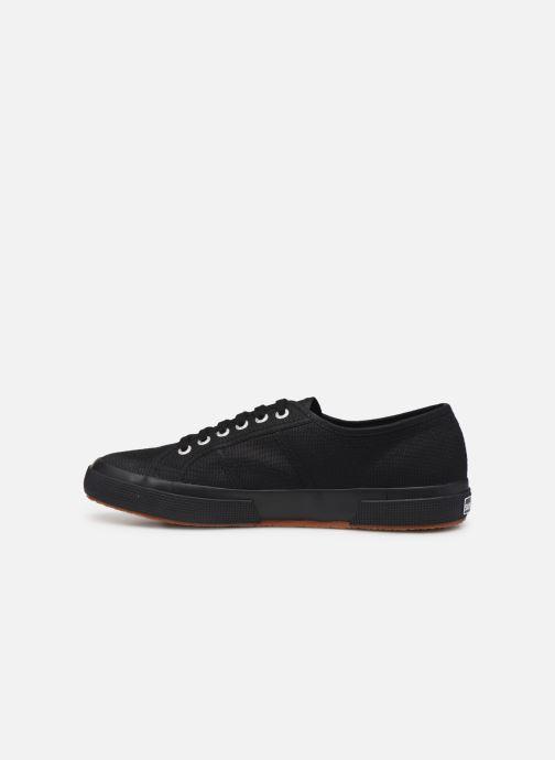 Sneaker Superga 2750 Cotu C M schwarz ansicht von vorne