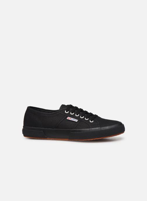 Sneaker Superga 2750 Cotu C M schwarz ansicht von hinten