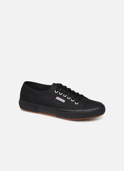 Sneaker Superga 2750 Cotu C M schwarz detaillierte ansicht/modell