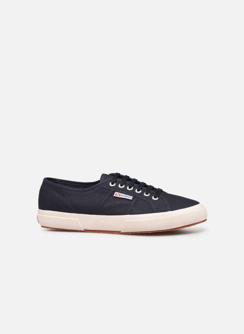 Sneakers Superga 2750 Cotu C M Blauw achterkant