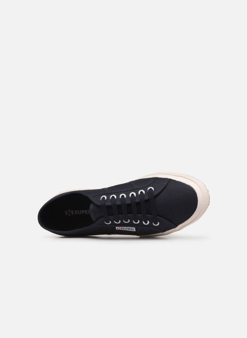 Sneakers Superga 2750 Cotu C M Blauw links