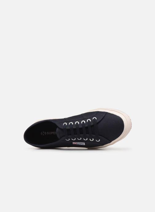 Sneakers Superga 2750 Cotu C M Blauw links