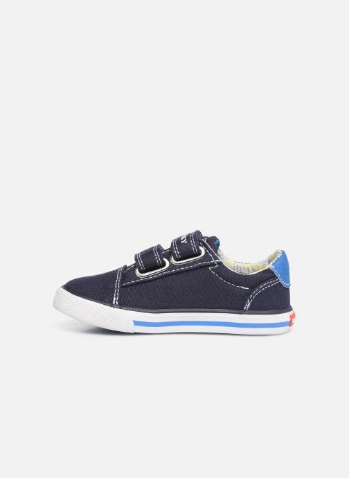 Sneaker Pablosky Octavio blau ansicht von vorne