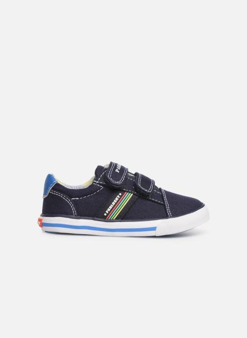 Sneaker Pablosky Octavio blau ansicht von hinten