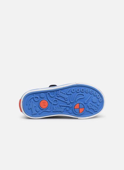 Sneaker Pablosky Octavio blau ansicht von oben