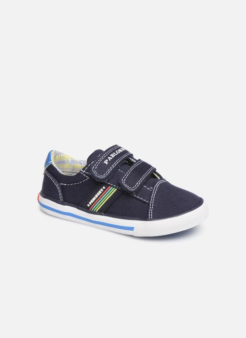 Sneaker Pablosky Octavio blau detaillierte ansicht/modell