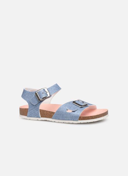 Sandales et nu-pieds Pablosky Clarissa Bleu vue derrière