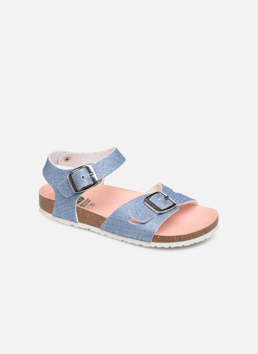 Sandaler Pablosky Clarissa Blå detaljeret billede af skoene