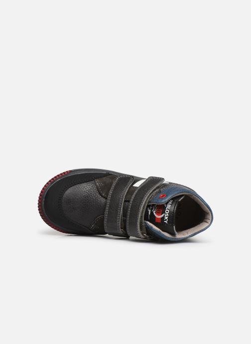 Sandales et nu-pieds Pablosky Mario Gris vue gauche