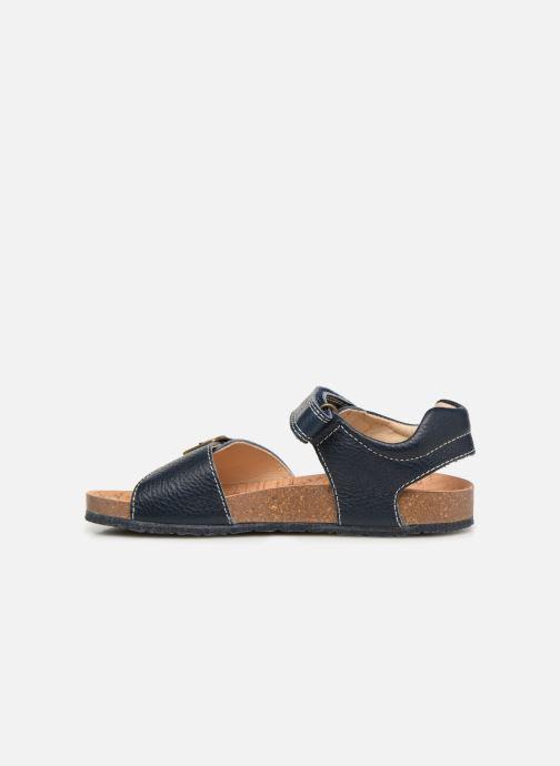 Sandales et nu-pieds Pablosky Ignacio Bleu vue face
