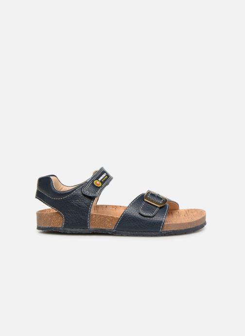 Sandales et nu-pieds Pablosky Ignacio Bleu vue derrière