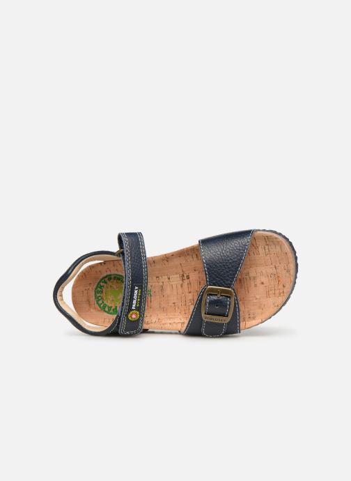Sandales et nu-pieds Pablosky Ignacio Bleu vue gauche