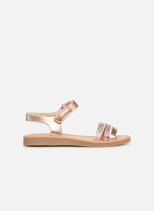 Sandales et nu-pieds Pablosky Esperanza Rose vue derrière