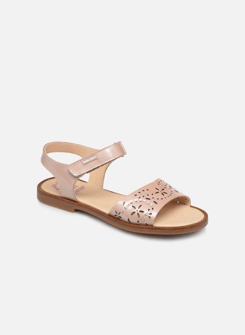 Sandales et nu-pieds Pablosky Bianca Rose vue détail/paire