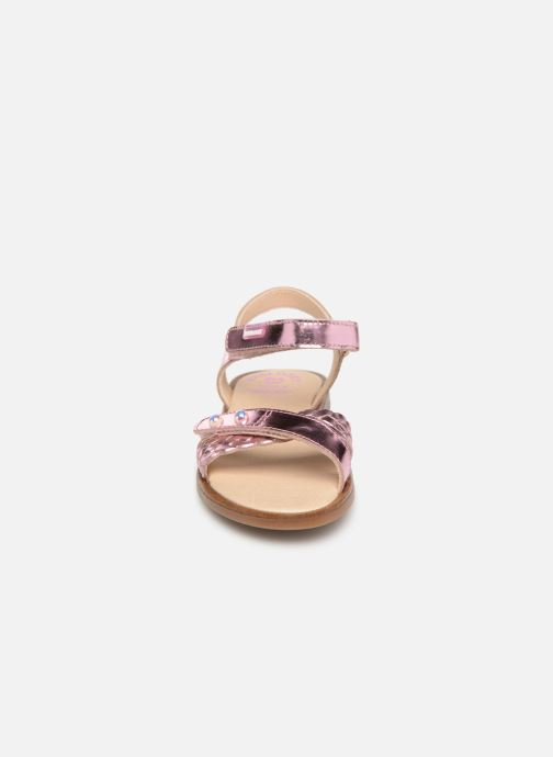 Sandals Pablosky Carina Pink model view