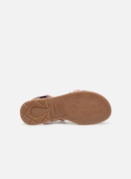 Sandales et nu-pieds Pablosky Carina Rose vue haut