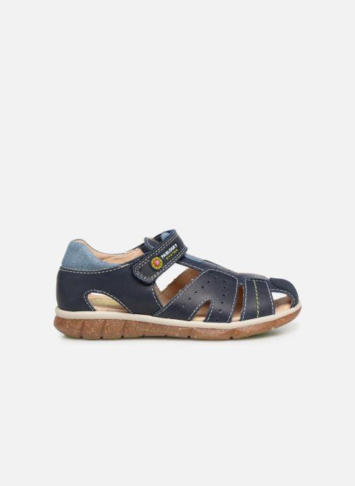 Sandales et nu-pieds Pablosky Alvaro Bleu vue derrière