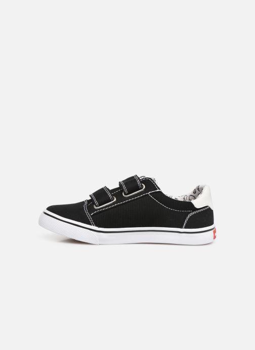 Sneakers Pablosky Enrique Zwart voorkant