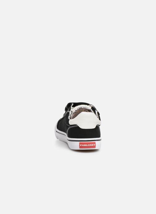 Sneakers Pablosky Enrique Zwart rechts