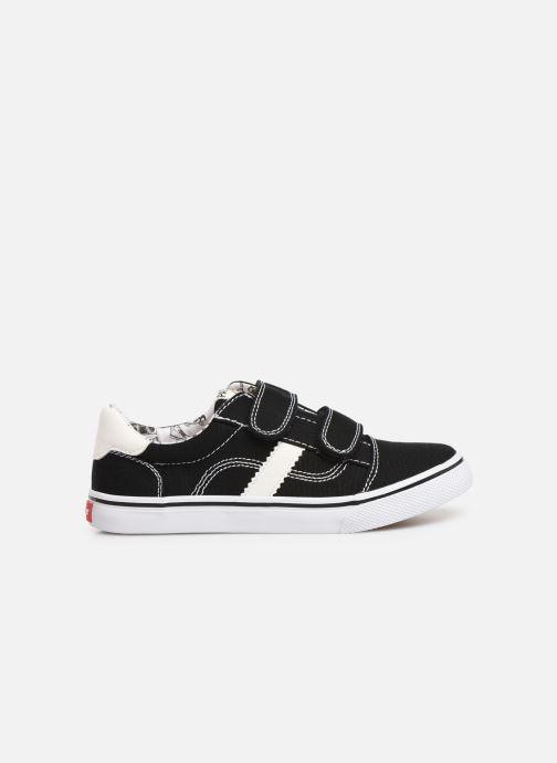 Sneakers Pablosky Enrique Zwart achterkant