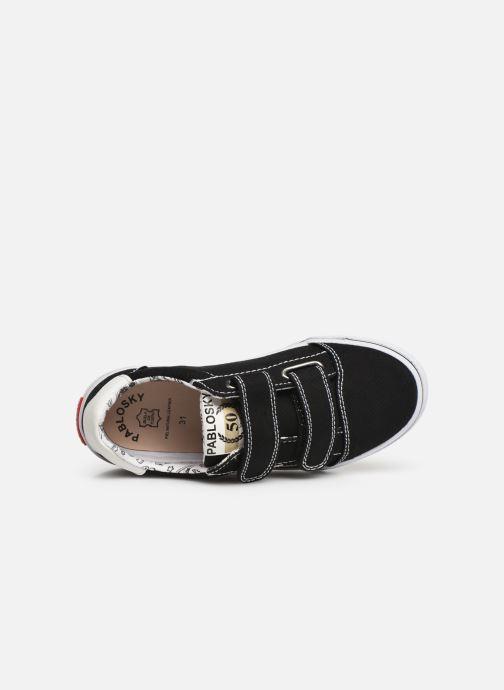 Sneakers Pablosky Enrique Zwart links