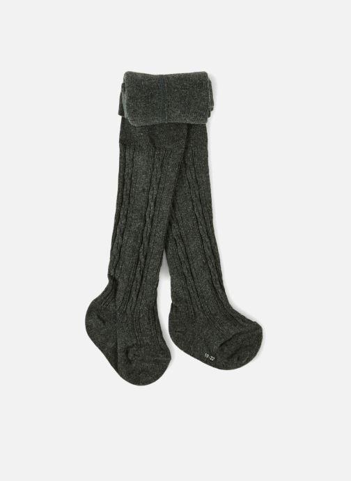 Chaussettes et collants Bout'Chou COLLANT TORSADES Gris vue détail/paire
